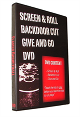 Screen & Roll, Backdoor Cut, Give and Go DVD